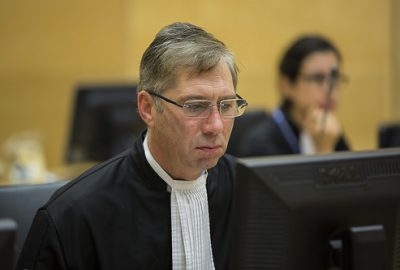 Peter Haynes QC