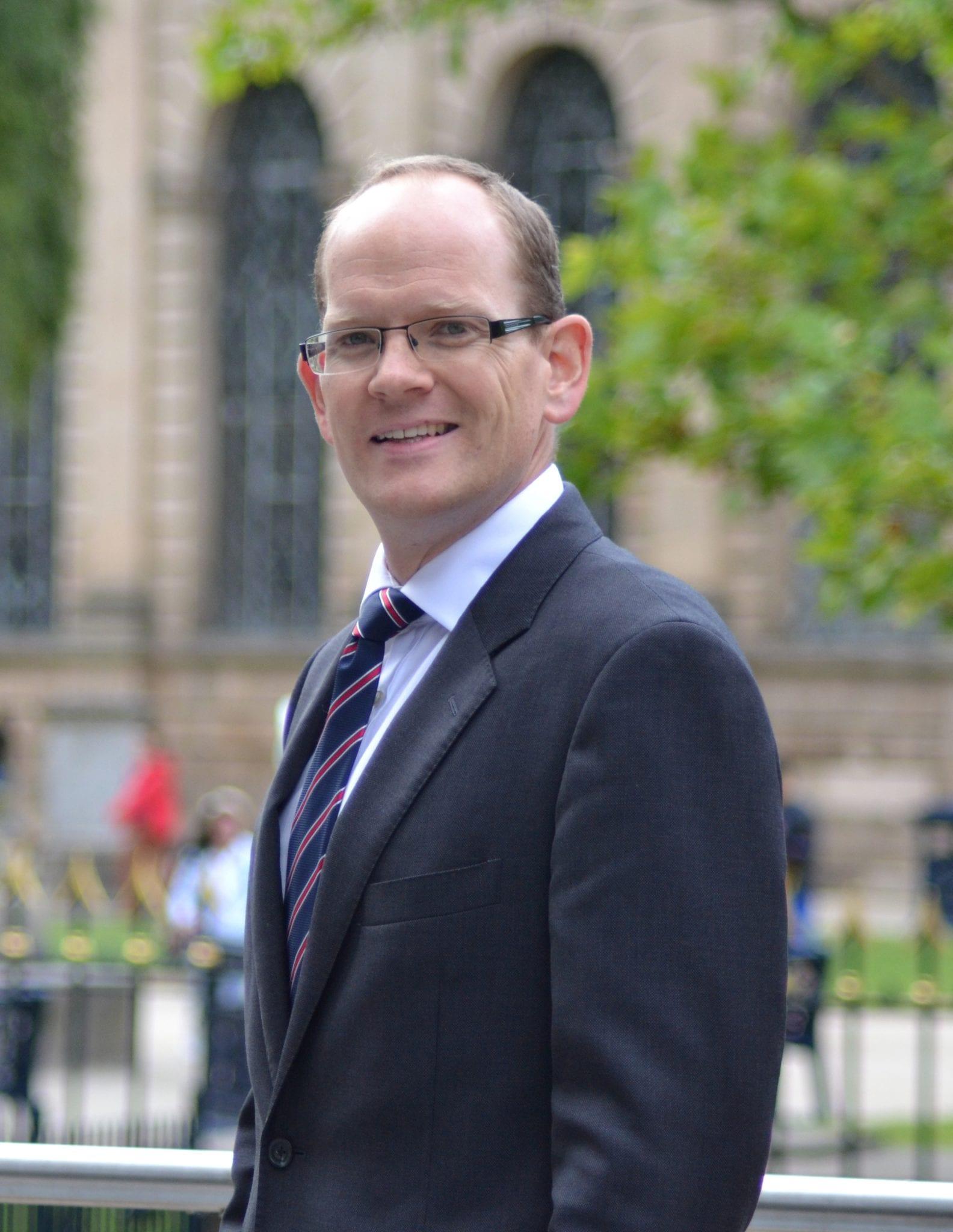 Patrick Keith